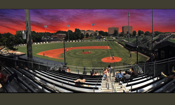 Mike D  Lane Field - Facilities - University of North